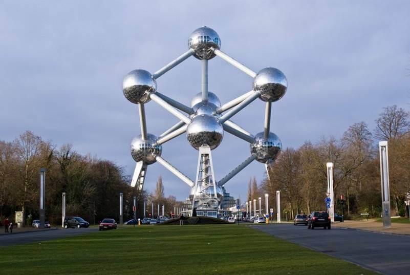 Atomium-Belgica